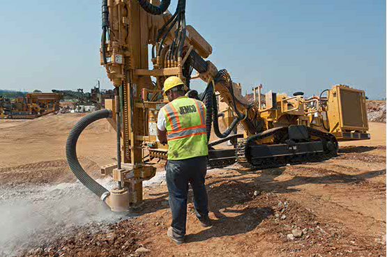 Rock Blasting Safety : Rock removal drilling blasting in maryland west