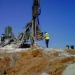 Virginnia- Equipment and Site for Rock Drilling